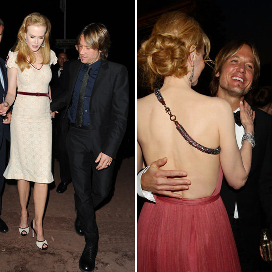 Nicole Kidman And Keith Urban Dancing Pictures At The