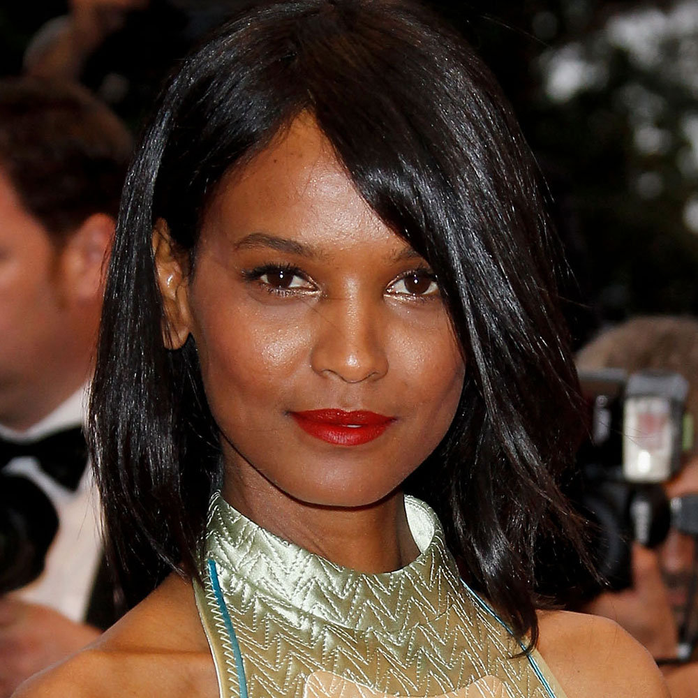 Lya Kebede at the Cosmopolis Premiere