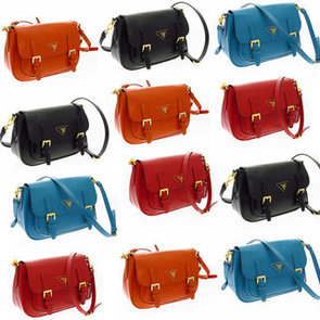 Prada Shoulder Bag Summer 2012