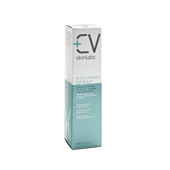 CV Skinlabs Rescue Relief Spray Review