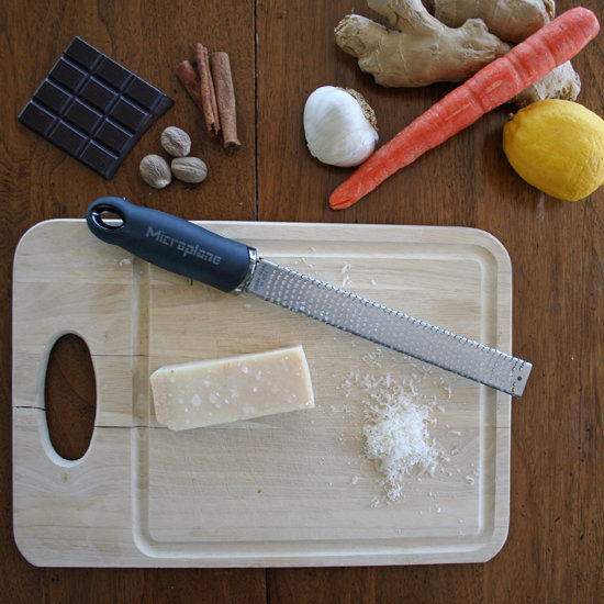 Foods to Zest Using a Microplane