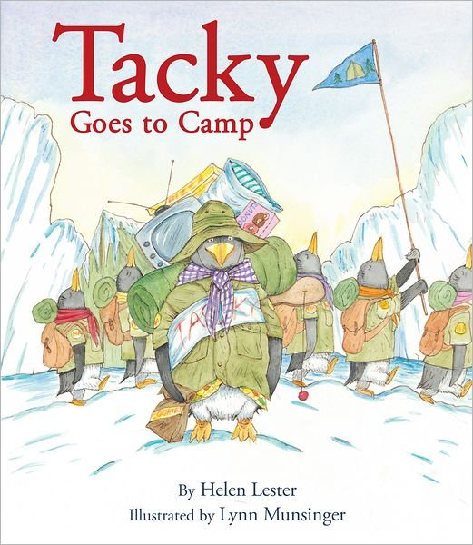 Tacky Goes to Camp ($7)
