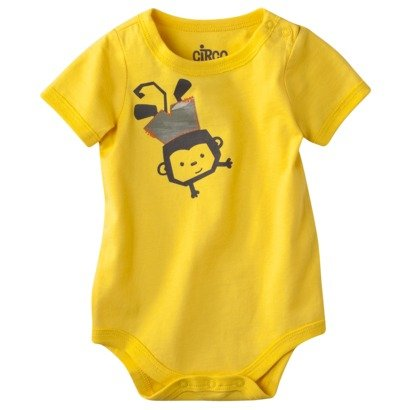 Circo Monkey Bodysuit ($5)