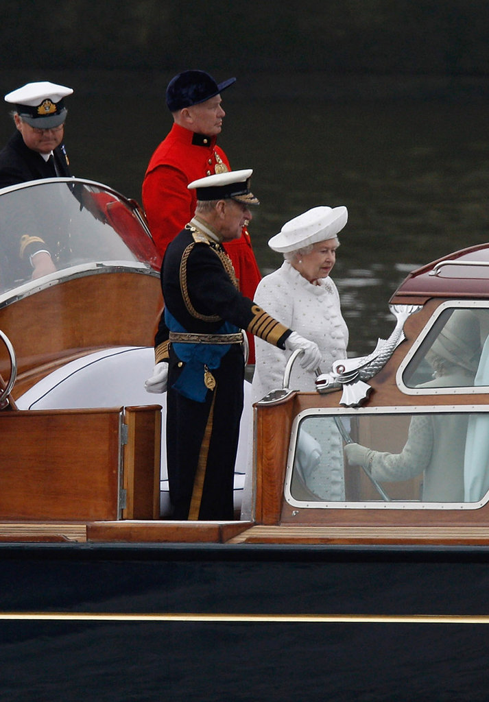 Kate Middleton Stuns in Red With William, Harry and the Middletons For the Diamond Jubilee