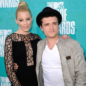 Elizabeth Banks and Josh Hutcherson Pictures at 2012 MTV Movie Awards
