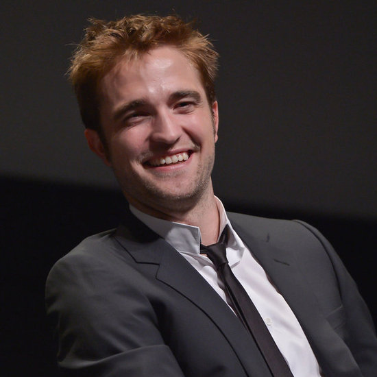 Robert Pattinson Pictures at Cosmopolis Premiere Toronto