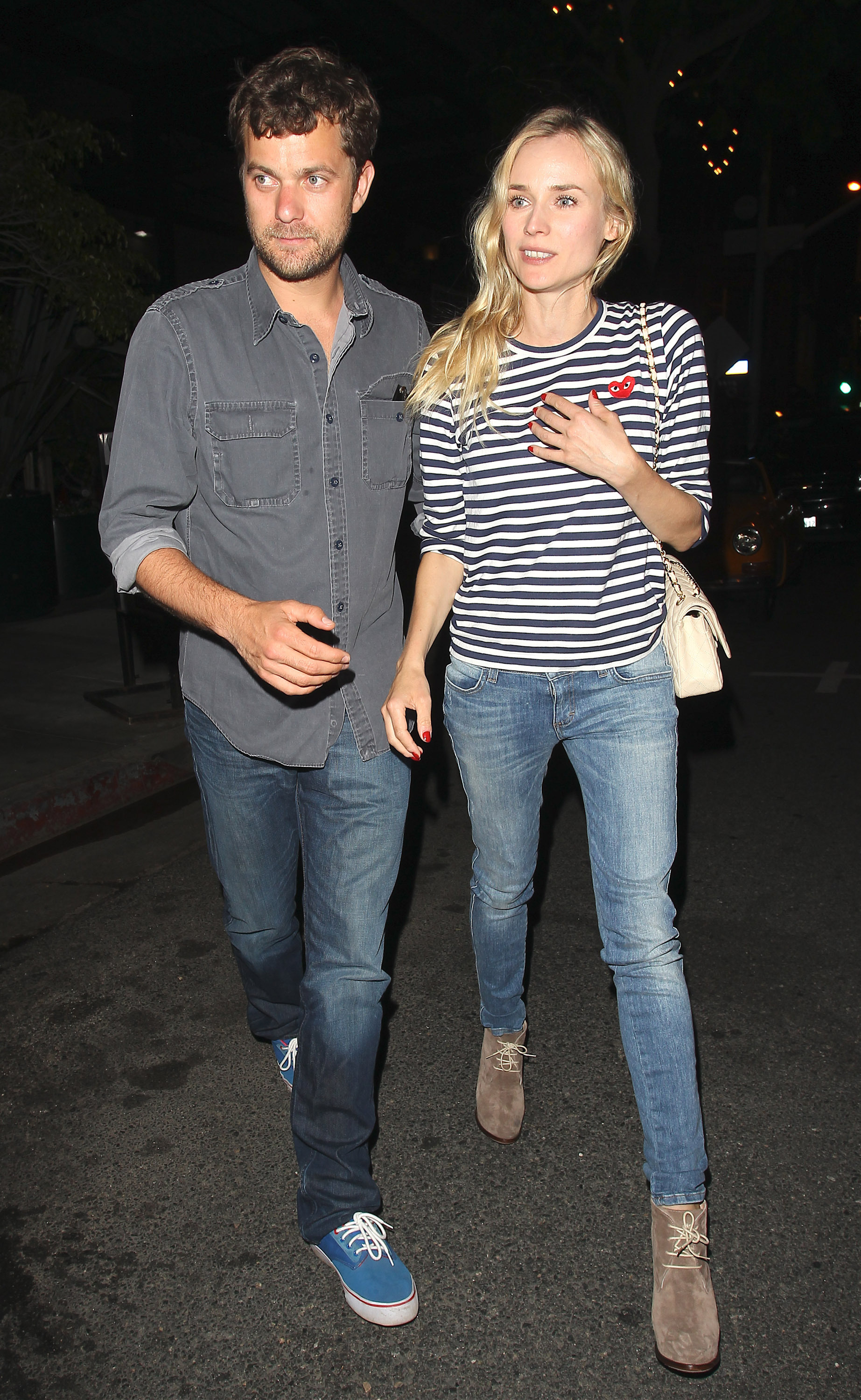 diane kruger and joshua jackson went on a date in la diane kruger and joshua jackson do. Black Bedroom Furniture Sets. Home Design Ideas