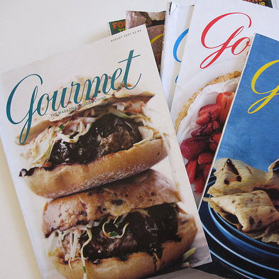 The Way We Ate: Cooking Gourmet Magazine, All of It