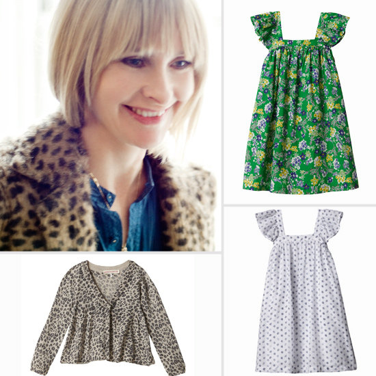 Rebecca Taylor on Her New Capsule Collection For Lil Girls