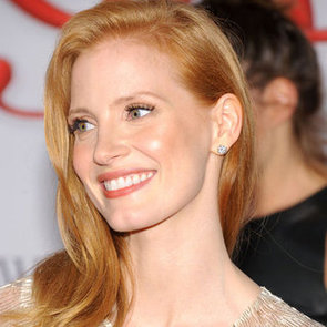 Jessica Chastain Scores a Fragrance Deal With YSL