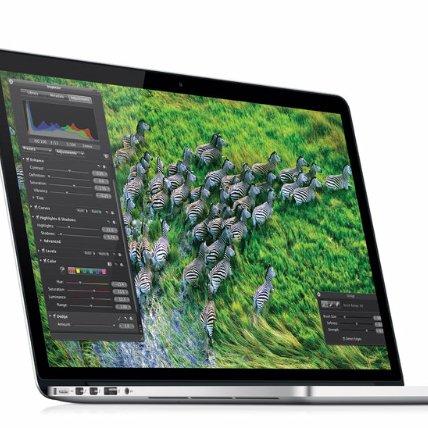 New Apple WWDC MacBook Pro Pictures