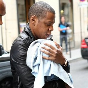 New Celebrity Dad Pictures 2012