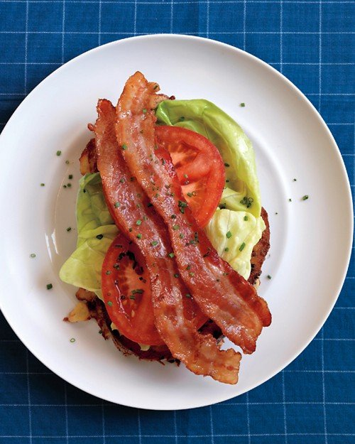 Savory French Toast BLT