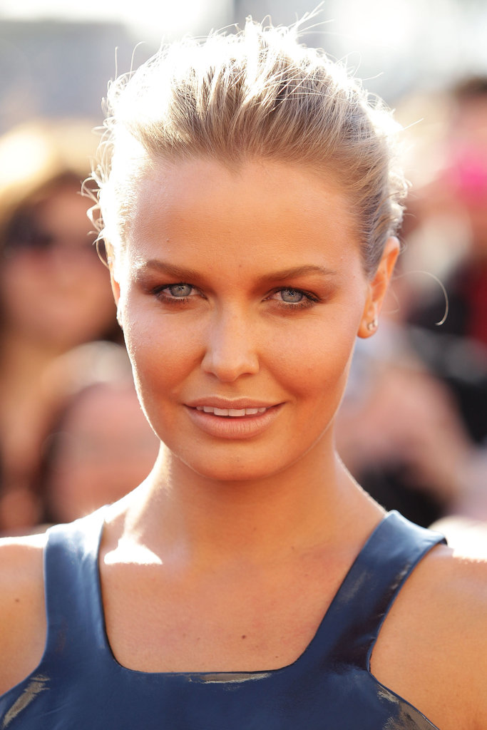 Looking picture-perfect at the 2010 ARIA Awards.