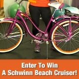 Enter to Win a Schwinn Bike and Tone It Up DVD From FitSugarTV OFFICIAL SWEEPSTAKES RULES