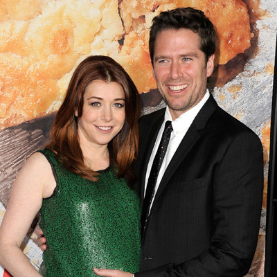Alyson Hannigan and Alexis Denisof Welcome a Baby Girl