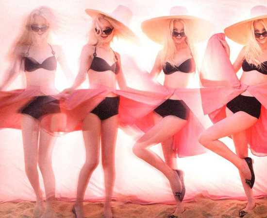 The Rebranded Dior Addict Campaign Starring Daphne Groeneveld