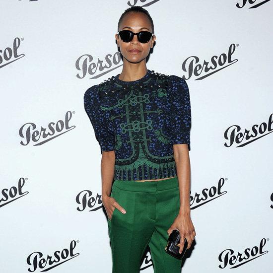 Celebrities Wearing Green Pants