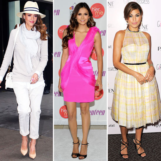 celebrity style pictures summer fashion trends seen celebs