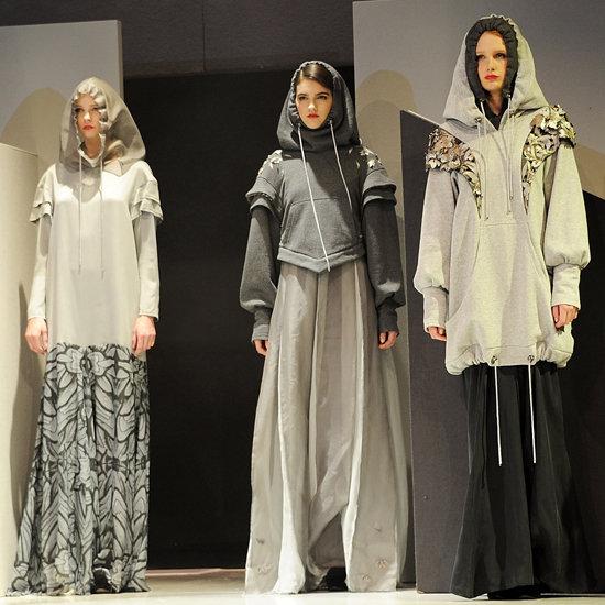 Chloe Jones' Graduate Fashion Week 2012 Winning Collection