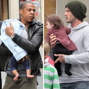 Celebrity Dads Talking About Kids (Video)