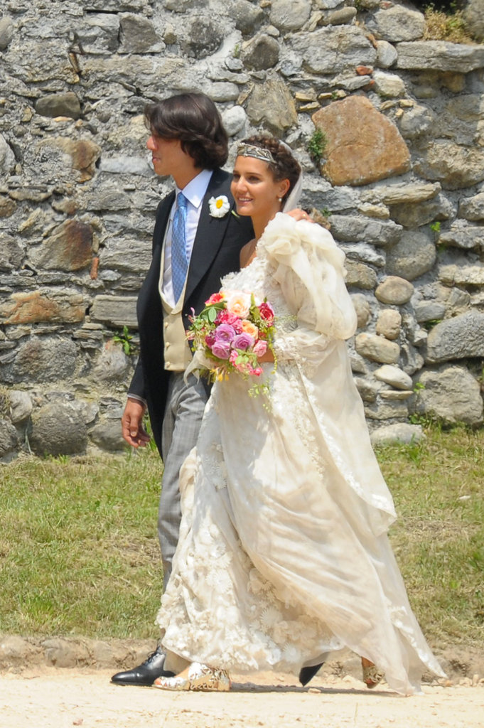 Margherita Missoni got married!