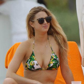 Whitney Port Hits Miami Beach in Her Bikini