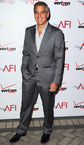 16. George Clooney