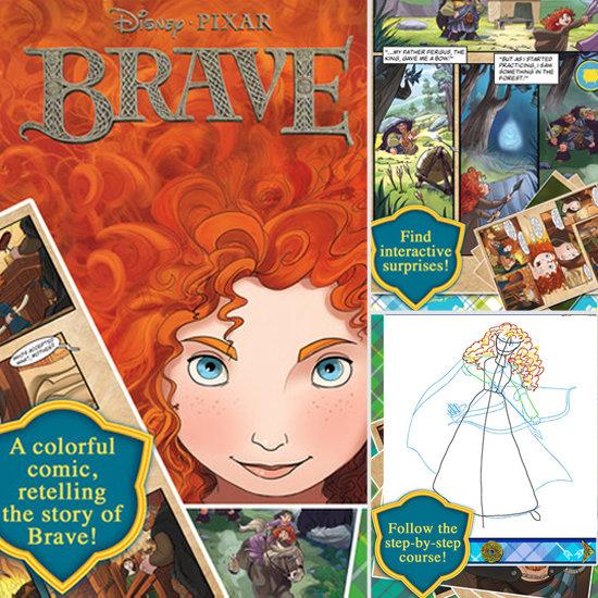 Brave Interactive Comic App