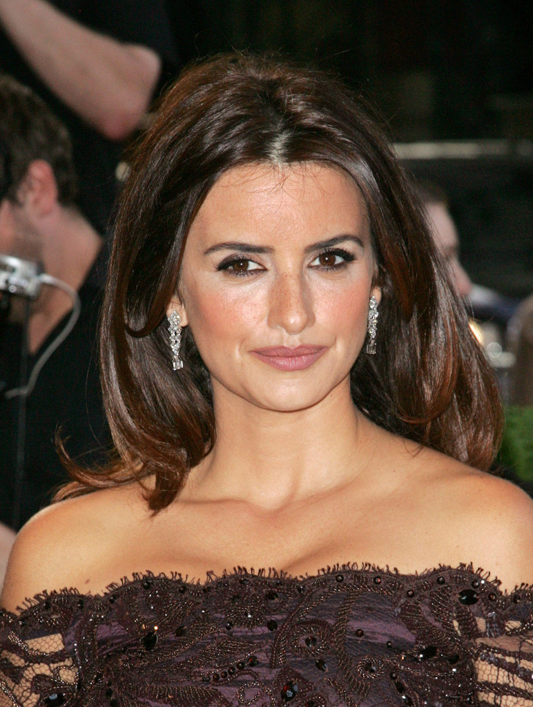 Penelope Cruz went to a screening of To Rome With Love at NYC's Paris Theatre.