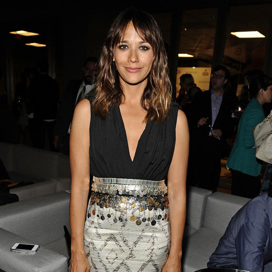 Rashida Jones Coin Belt