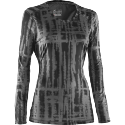 Under Armour's Long-Sleeved Fitted T-shirt