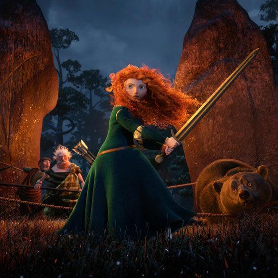 Brave Pixar Interview