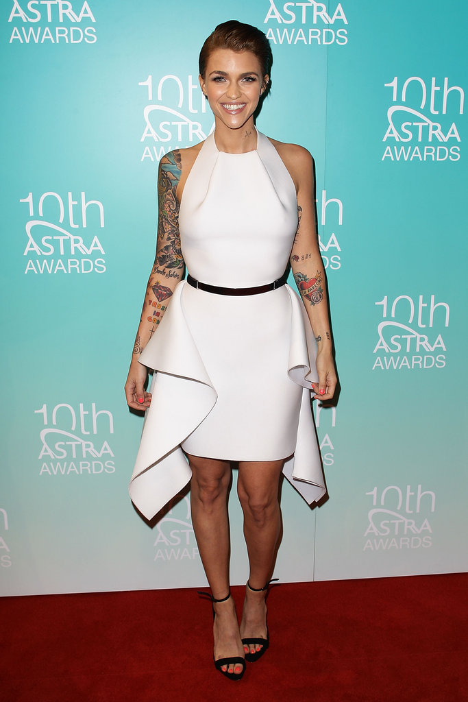 ruby rose molly meldrum makes a triumphant industry