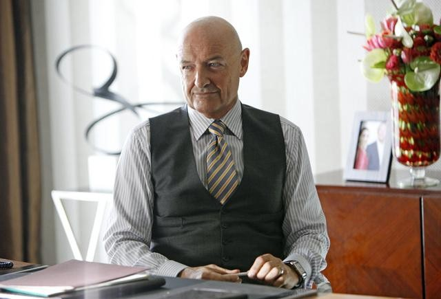 Terry O&#039;Quinn on 666 Park Avenue.