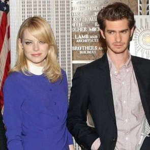 The Amazing Spider-Man Cast Light Up Empire State Building Pictures