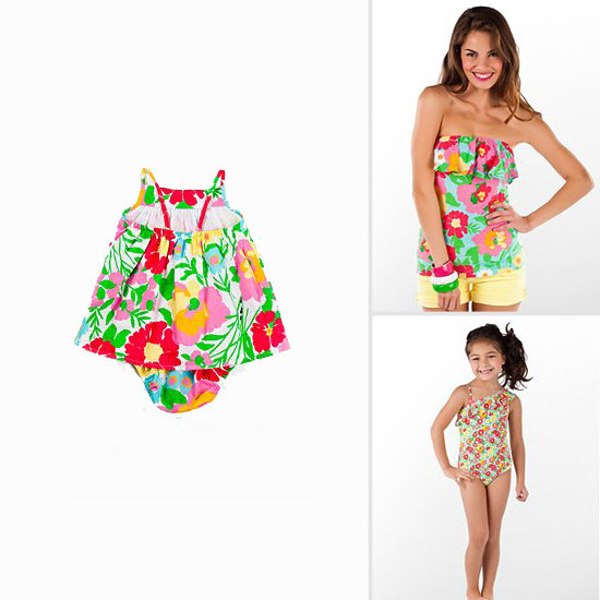 Lilly Pulitzer Prints For Moms and Girls