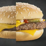 Here's What Goes Down at a Fast Food Photo Shoot