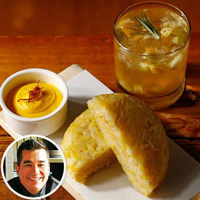 Celebrity Chef Jose Garces's Tortilla Espanola