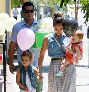 Celebrity Family Pictures June 2012