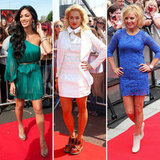 X Factor Guest Judge Fashion Off