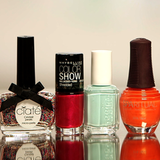 Best Summer Nail Polishes 2012
