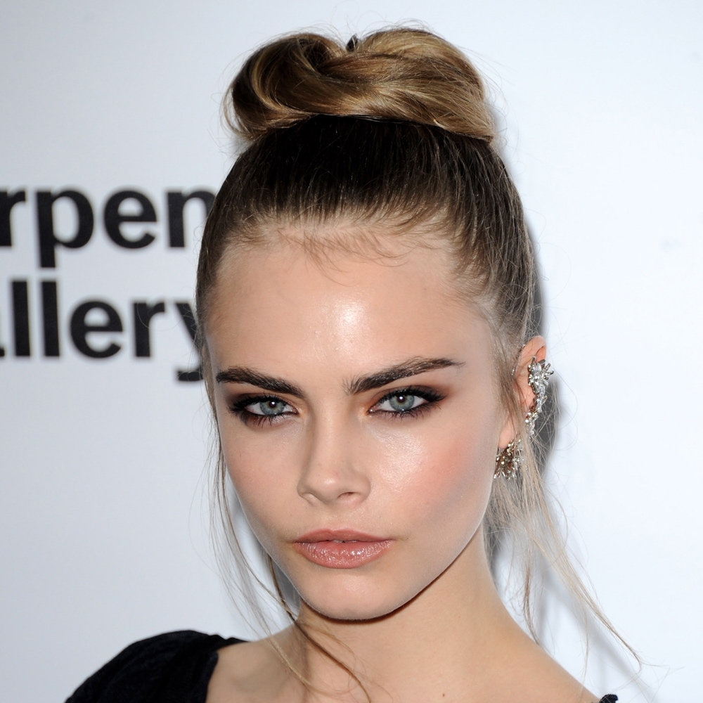 Model Cara Delevingne rocked some seriously enchanting eye makeup at the Serpentine Gallery Summer party in London this week. Get her red carpet look at home by building layers with an eyeshadow set like the Too Faced Matte Eyeshadow Collection ($44.21). Don't forget to finish with lashings of mascara and a generous application of eyeliner!