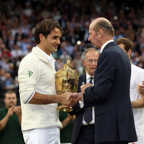 Roger Federer Wins Seventh Wimbledon Title!!!