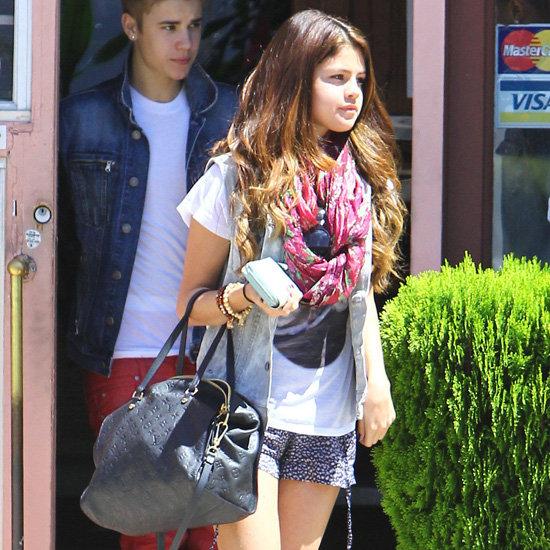 Selena Gomez Wearing Combat Boots