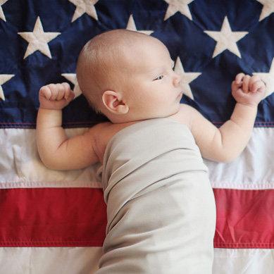 Patriotic Photos of Kids