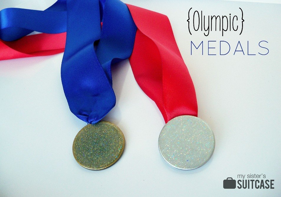 Make DIY Olympic Medals