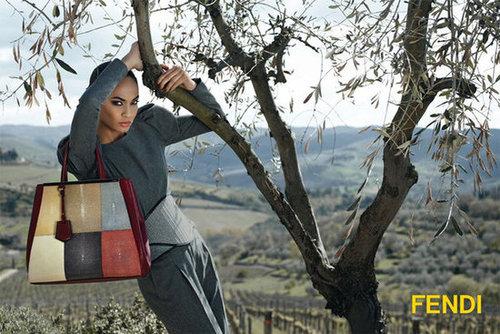 Fendi Fall 2012 Campaign