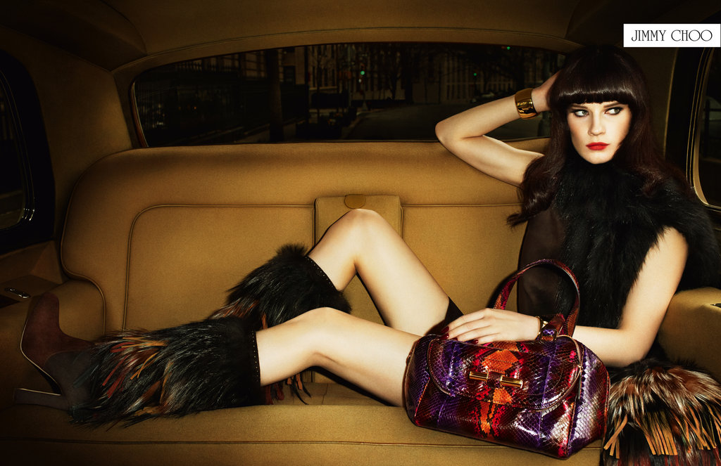 Jimmy Choo Fall 2012 Ad Campaign
