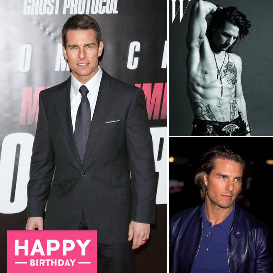 Happy 50th Birthday, Tom Cruise — Celebrate With His Hottest Pictures!